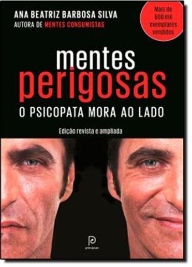 Picture of MENTES PERIGOSAS - O PSICOPATA MORA AO LADO