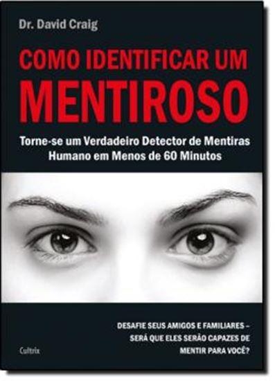 Picture of COMO IDENTIFICAR UM MENTIROSO