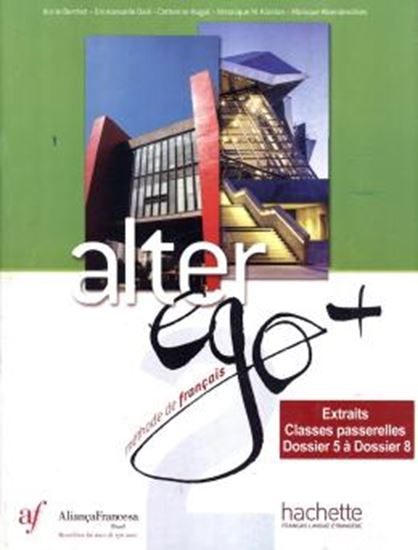 Picture of ALTER EGO PLUS 2 - LIVRETO EDICAO ALIANCA FRANCESA