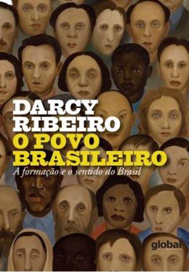 Picture of POVO BRASILEIRO , O - A FORMACAO E O SENTIDO DO BRASIL
