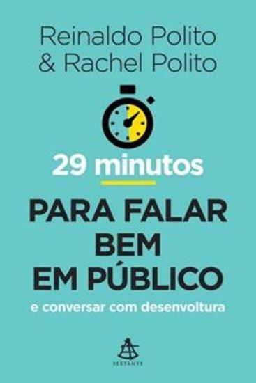 Picture of 29 MINUTOS PARA FALAR BEM EM PUBLICO E CONVERSAR COM DESENVOLTURA