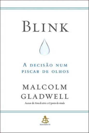 Picture of BLINK - A DECISAO NUM PISCAR DE OLHOS