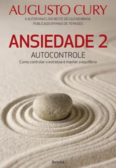 Picture of ANSIEDADE 2 - AUTOCONTROLE - COMO CONTROLAR O ESTRESSE E MANTER O EQUILIBRIO