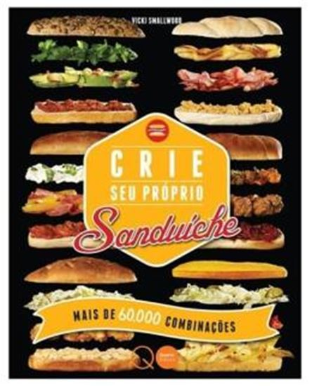 Picture of CRIE SEU PROPRIO SANDUICHE - MAIS DE 60.000 COMBINA