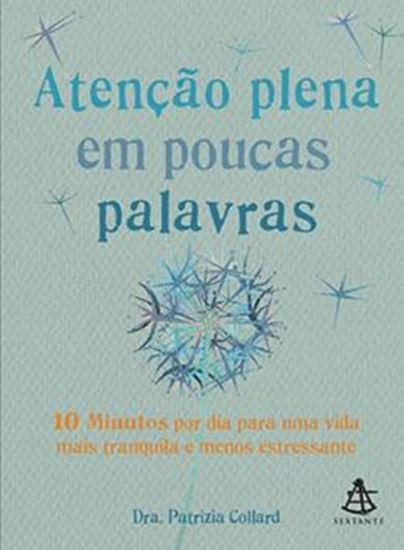 Picture of ATENCAO PLENA COM POUCAS PALAVRAS