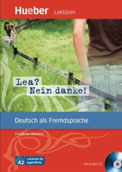 Picture of LESEHEFT, LEA? NEIN DANKE! + CD