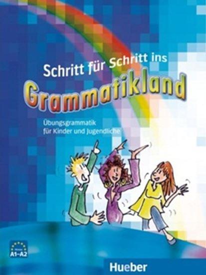 Picture of SCHRITT FUR SCHRITT INS GRAMMATIKLAND