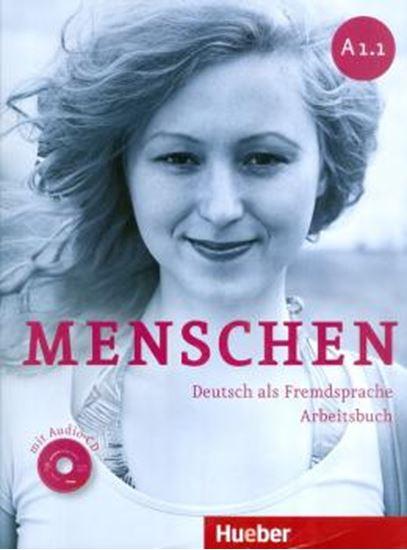 Picture of MENSCHEN A1/1 - ARBEITSBUCH MIT AUDIO-CD