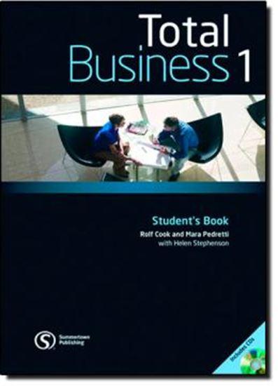 Picture of TOTAL BUSINESS 1 - PRE-INTERMEDIATE - SB
