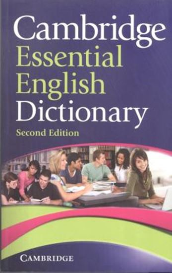 Picture of CAMBRIDGE ESSENTIAL ENGLISH DICTIONARY SECOND EDITION
