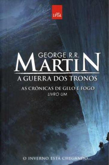Picture of GUERRA DOS TRONOS - AS CRONICAS DE GELO E FOGO VOL. 1 - 4º ED