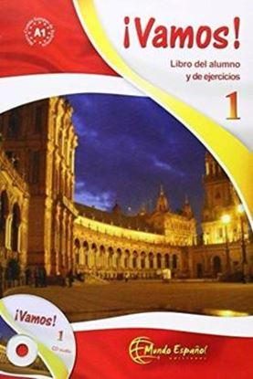 Imagem de ¡VAMOS! 1 - LIBRO DEL ALUMNO Y DE EJERCICIOS + CD (1)