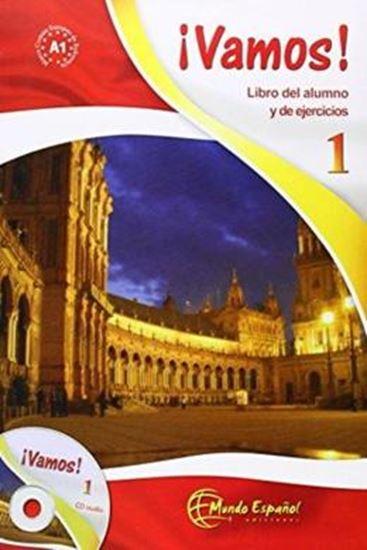 Picture of ¡VAMOS! 1 - LIBRO DEL ALUMNO Y DE EJERCICIOS + CD (1)