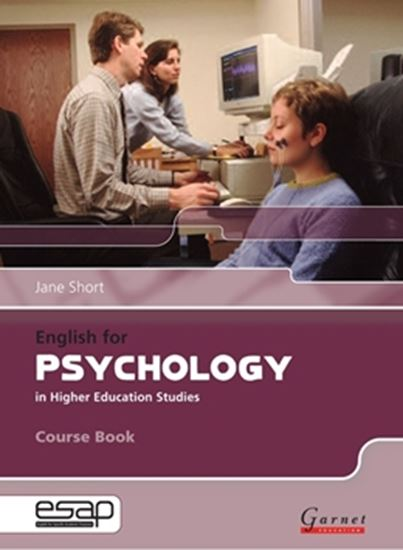 Picture of ENGLISH FOR PSYCHOLOGY IN HIGHER EDUCATION - SB WITH CD