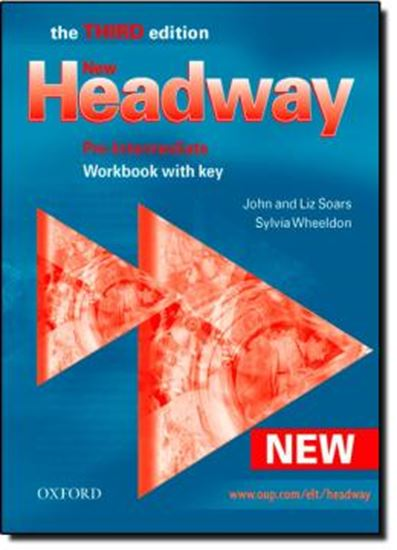 Picture of NEW HEADWAY PRE-INTERMEDIATE WB  THIRD EDITION