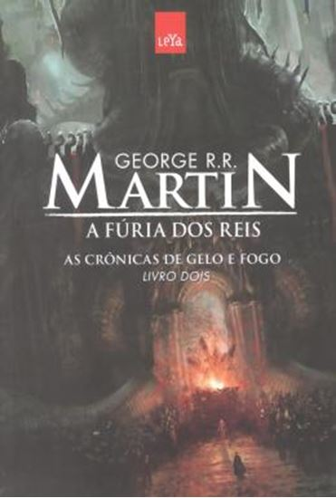 Picture of FURIA DOS REIS, A - AS CRONICAS DO GELO E FOGO LIVRO 2 - 4ª EDICAO