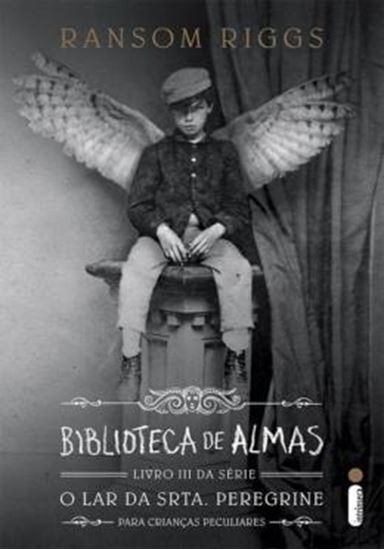 Picture of BIBLIOTECA DAS ALMAS - SERIE O LAR DA SRTA PEREGRINE