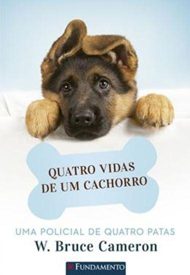 Picture of QUATRO VIDAS DE UM CACHORRO - UMA POLICIAL DE QUATRO PATAS