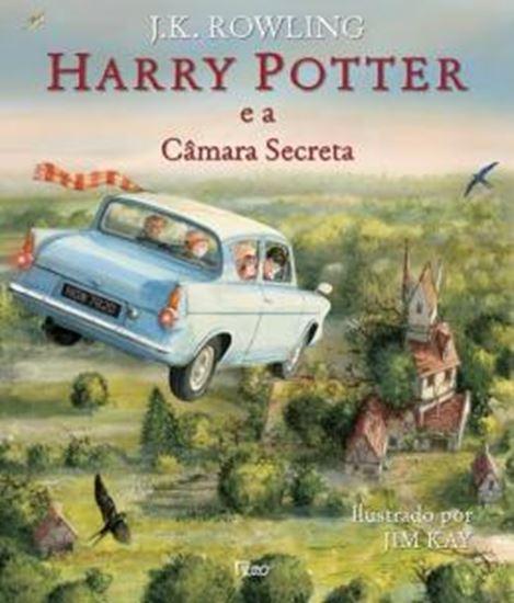 Picture of HARRY POTTER E A CAMARA SECRETA - ILUSTRADO