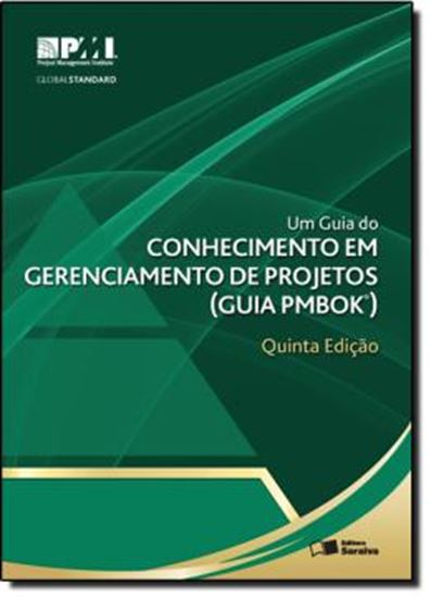 Picture of UM GUIA DO CONHECIMENTO EM GERENCIAMENTO DE PROJETOS (GUIA PMBOK) - 5º ED