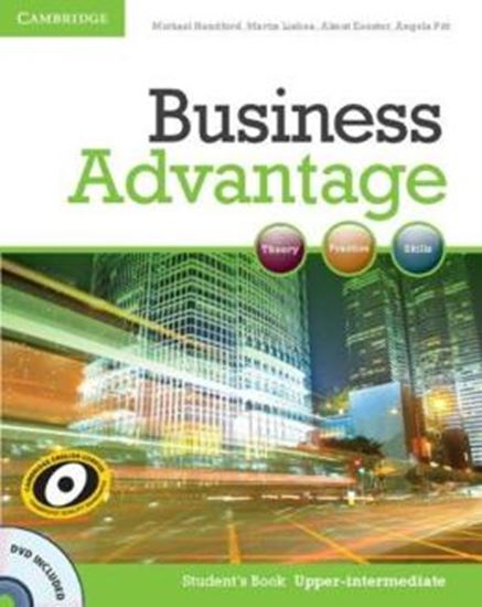 Picture of BUSINESS ADVANTAGE UPPER INTERMEDIATE SB WITH DVD-ROM