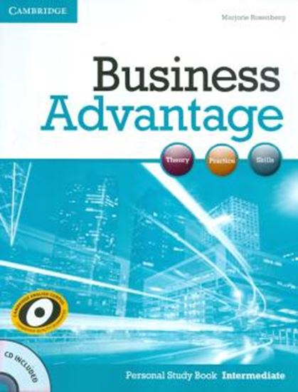 Picture of BUSINESS ADVANTAGE INTERMEDIATE PERSONAL BK W CD