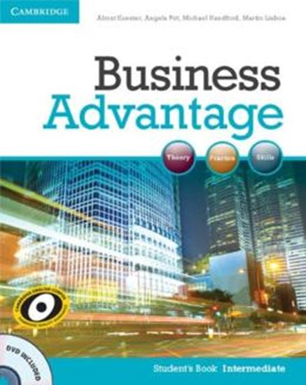 Picture of BUSINESS ADVANTAGE INTERMEDIATE SB W DVD-ROM