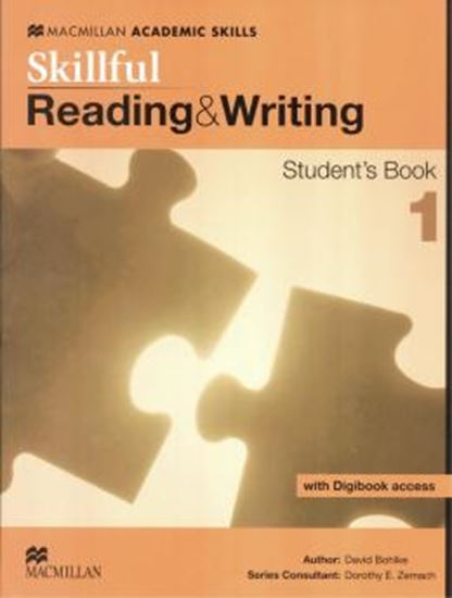 Picture of SKILLFUL 1  READING & WRITING SB PACK- DIGIBOOK ACCESS