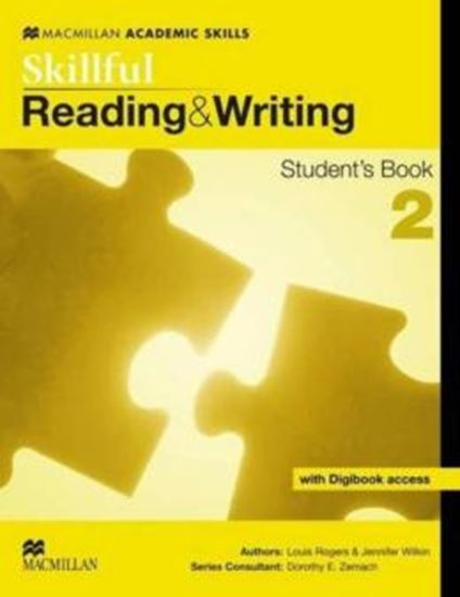 Picture of SKILLFUL 2 READING & WRITING STUDENTS BOOK PACK