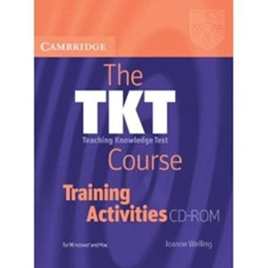 Picture of TKT COURSE - TRAINING ACTIVITIES CD-ROM