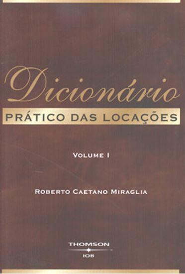 Picture of DICIONARIO PRATICO DAS LOCACOES  2 VOLUMES