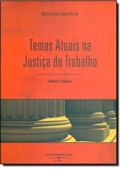 Picture of TEMAS ATUAIS NA JUSTICA DO TRABALHO