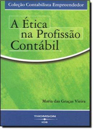 Picture of ETICA NA PROFISSAO CONTABIL, A