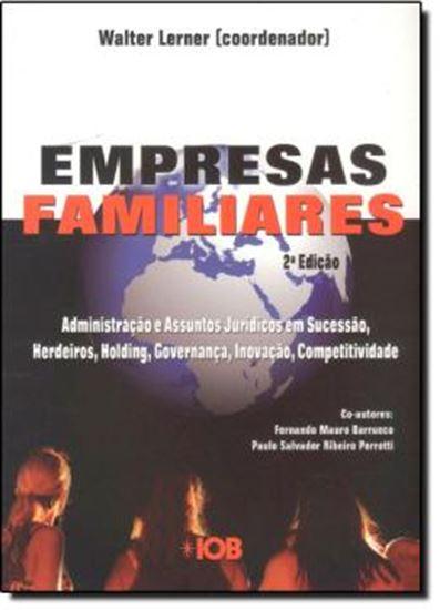 Picture of EMPRESAS FAMILIARES - 2ª EDICAO
