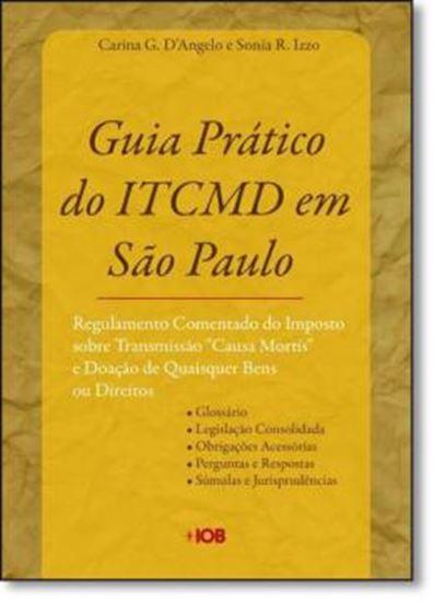Picture of GUIA PRATICO DO ITCMD EM SAO PAULO