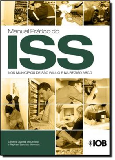 Picture of MANUAL PRATICO DO ISS NOS MUNICIPIOS DE SAO PAULO E NA REGIAO DO ABCD