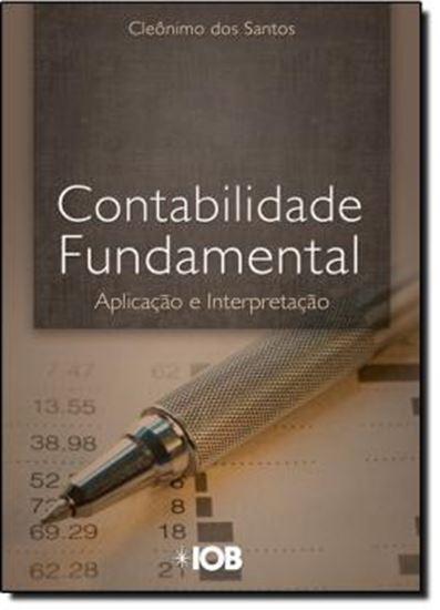 Picture of CONTABILIDADE FUNDAMENTAL