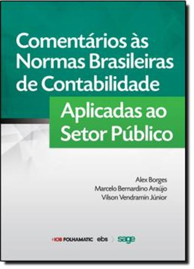 Picture of COMENTARIOS ÀS NORMAS BRASILEIRAS DE CONTABILIDADE APLICADAS AO SETOR PUBLICO