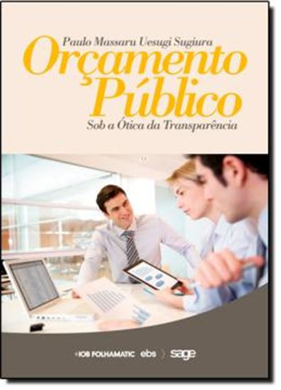 Picture of ORCAMENTO PUBLICO - UMA VISAO TRANSPARENTE