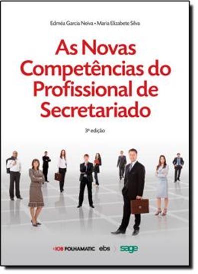 Picture of NOVAS COMPETENCIAS DO PROFISSIONAL DO SECRETARIADO , AS
