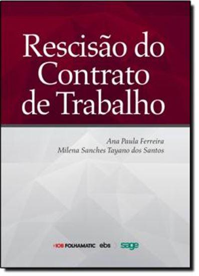 Picture of RESCISAO DO CONTRATO DE TRABALHO
