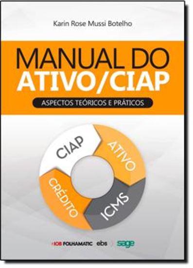 Picture of MANUAL DO ATIVO  CIAP  ASPECTOS TEORICOS E PRATICOS