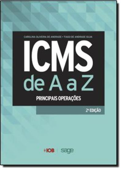 Picture of ICMS DE A A Z - PINCIPAIS OPERACOES