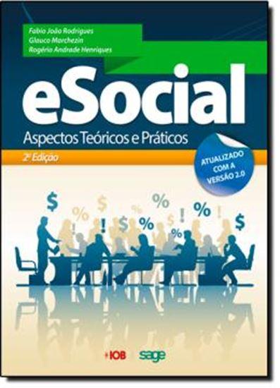 Picture of ESOCIAL - ASPECTOS TEORICOS E PRATICOS - 2º ED