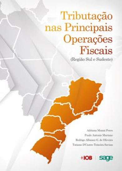 Picture of TRIBUTACAO NAS PRINCIPAIS OPERACOES FISCAIS