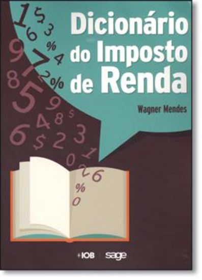 Picture of DICIONARIO DO IMPOSTO DE RENDA