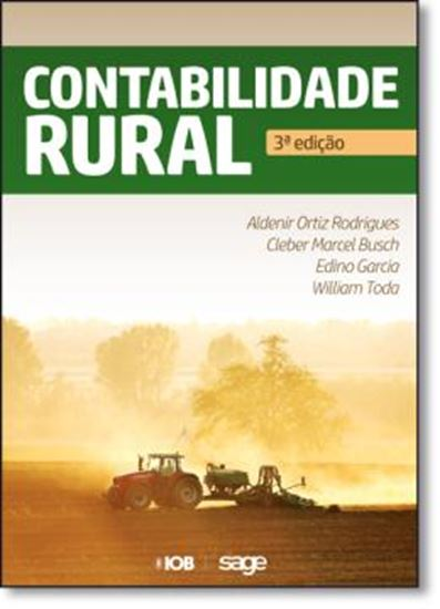 Picture of CONTABILIDADE RURAL - 3ª ED