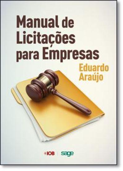 Picture of MANUAL DE LICITACOES PARA EMPRESAS