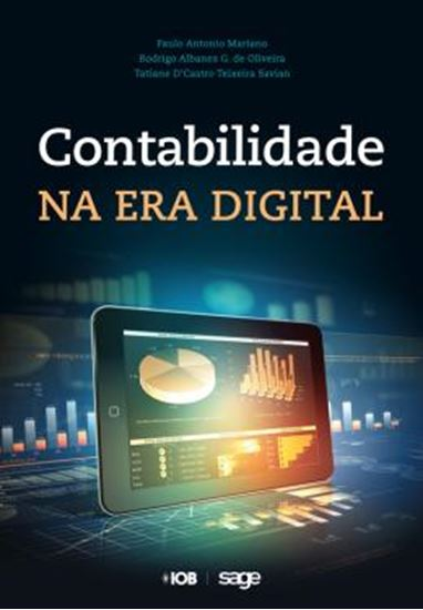 Picture of CONTABILIDADE NA ERA DIGITAL