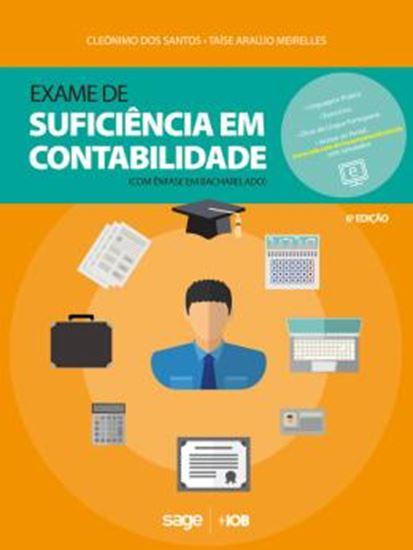 Picture of EXAME DE SUFICIENCIA EM CONTABILIDADE  6 ED